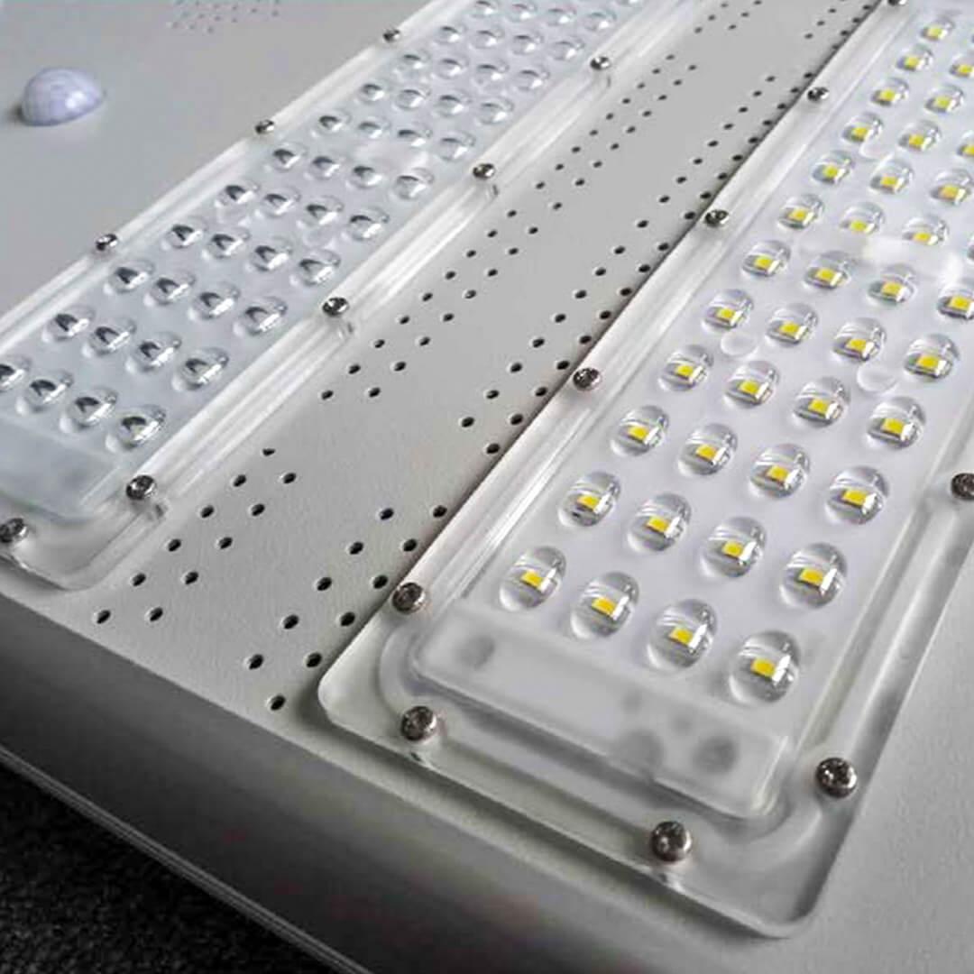 2cay Solar Integrated Solar 40 watt Streetlight