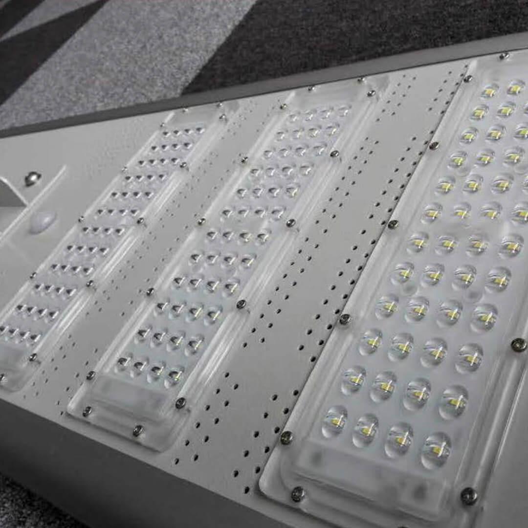 2cay solar Integrated Solar 60 watt Streetlight